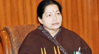Jayalalithaa completes 100 days in office, greetings galore