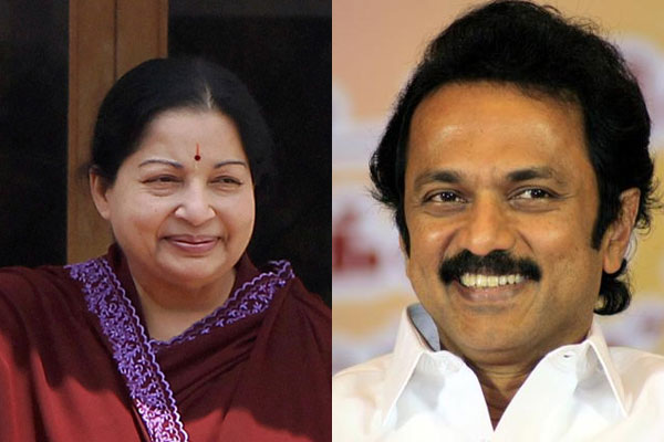 Jayalalitha thanks MK Stalin, says his seating at swearing-in was unintentional