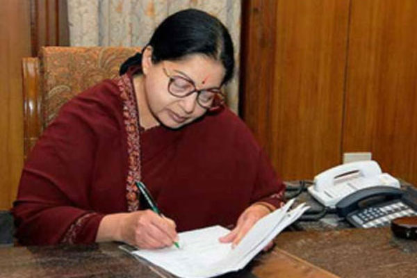 Jayalalitha pens two letters to Modi in a day