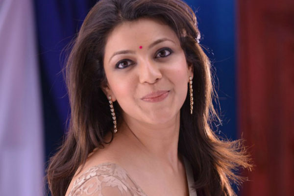 Kajal clears the air on controversial kiss