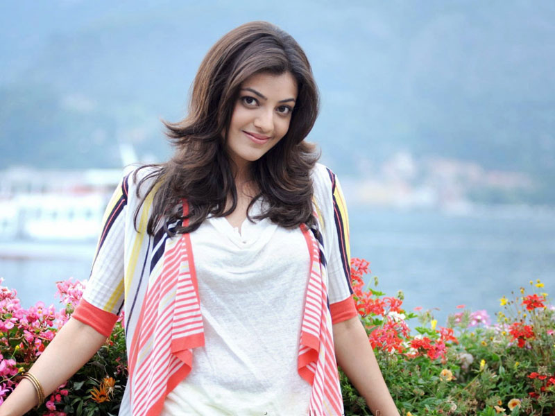 Kajal Research to Play a Blind Girl