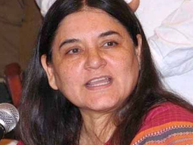 Smt. Maneka Sanjay Gandhi launches e-Office in the Ministry of Women & Child Development