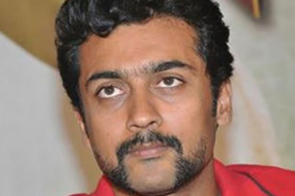 Suriya feels sorry for not voting