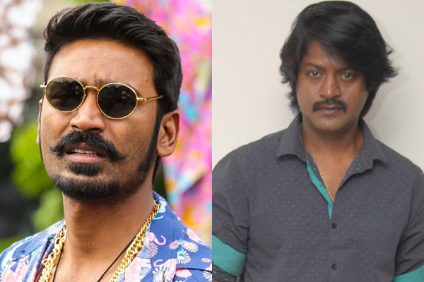 Dhanush, Daniel Balaji together again