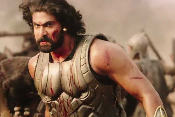 How Rana manages Baahubali and other projects