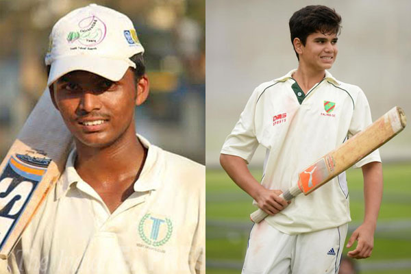 Why Arjun Tendulkar selected over Pranav Dhanawade?
