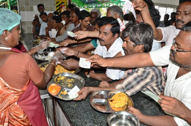 Chongqing Mayor in Chennai, gets to know about Amma Canteens