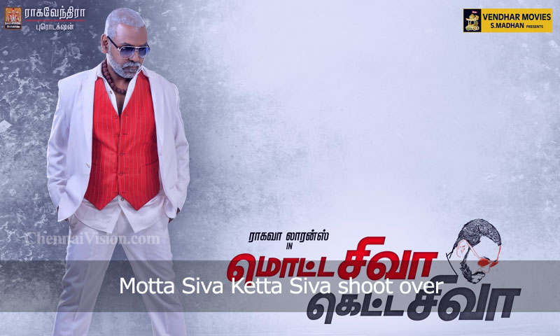 Motta Siva Ketta Siva shoot over