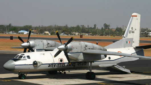 AN-32 debris found: Will aircraft be spotted?