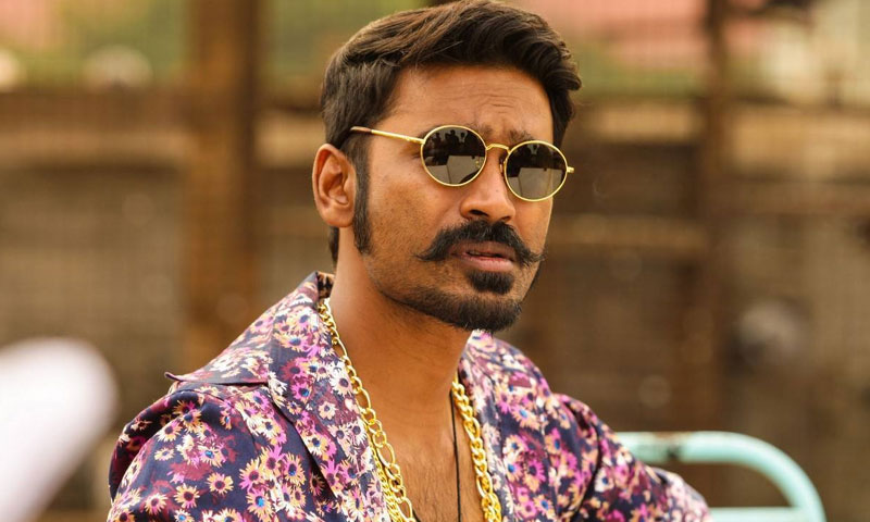 Director turns don for Dhanush