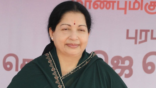 I-Day: Jaya hikes pension for freedom fighters, vows to make TN poverty free