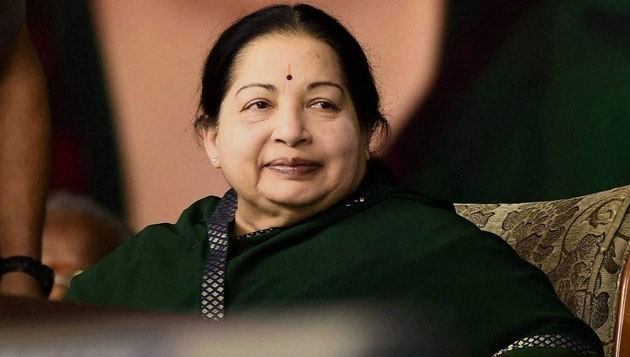 Jayalalithaa greets player, announces Amma Environment Park in Chennai