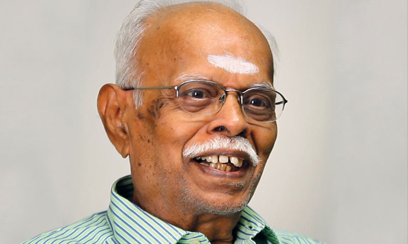 Panchu Arunachalam body kept for public homage, cremation later today