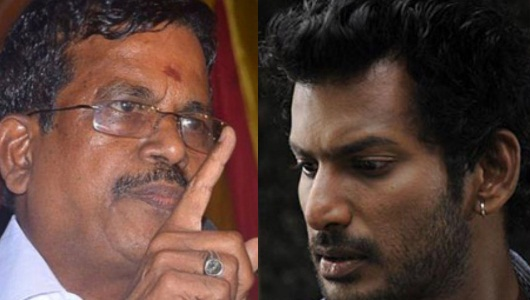 Producers Council up in arms against Vishal