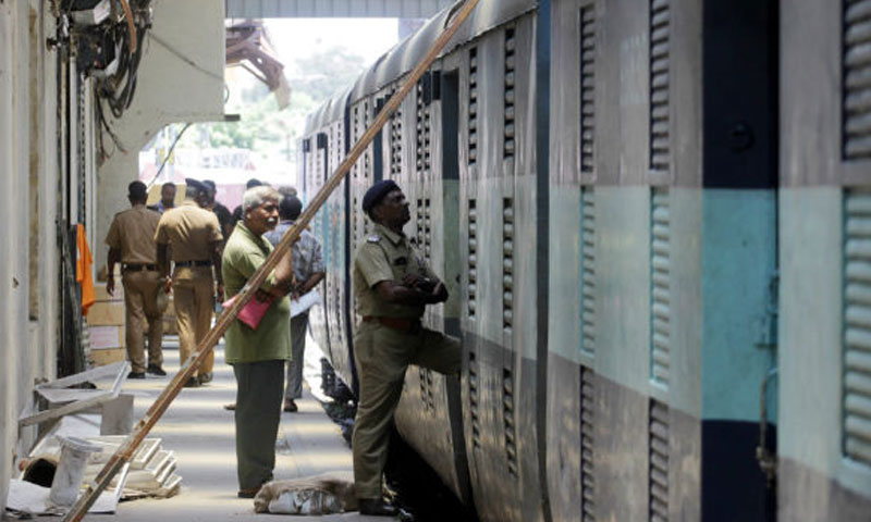 Train heist case transfered to CB-CID, intense probe on in multiple angles