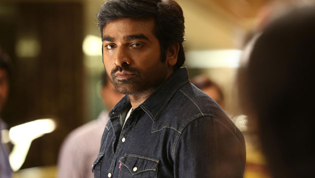 Vijay Sethupathi injured