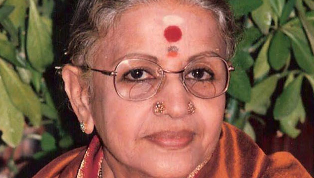 MS Subbulakshmi: The geetham is still alive in air