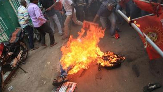 Naam Tamizhar youth dropped hints about self-immolation on FB