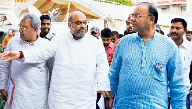 Amit Shah & Arun Jaitley to visit Chennai tomorrow to enquire Jaya's health