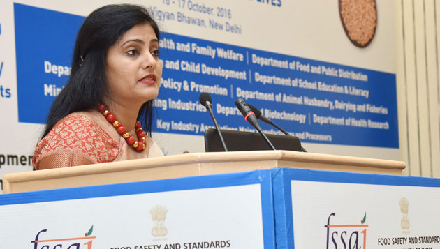 Anupriya Patel inaugurates National Summit on Fortification of Food