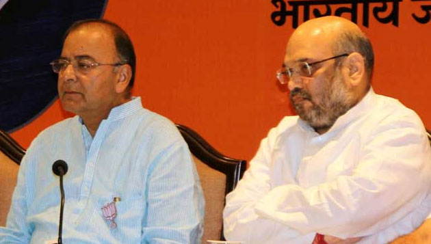 As Amit Shah, Jaitley visit Chennai, BJP denies spying on Jaya