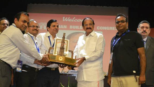 CHIAL won IBC award for excellence in built environment 2014-15