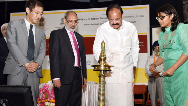 Heritage Infrastructure projects worth Rs. 350 cr approved: Venkaiah Naidu