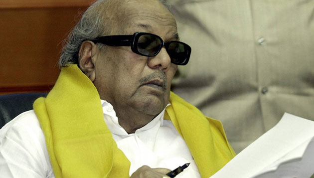 Karunanidhi, oppn leaders welcome HC order stopping civic elections