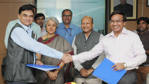 MoU Signed between NICPR and All India Institute of Ayurveda for Cancer Prevention and Research