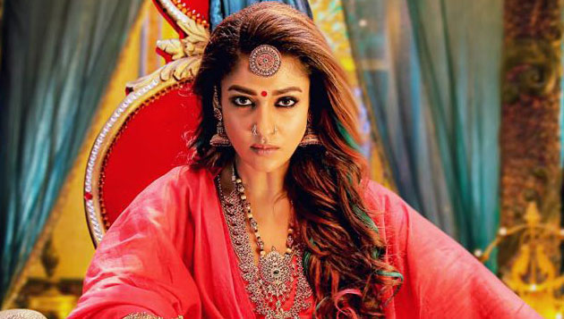 Nayanthara done as District Collector