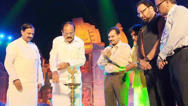 Need for Cultural Renaissance in India: M.Venkaiah Naidu