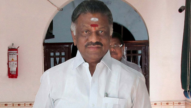 Panneerselvam to chair another cabinet meeting today