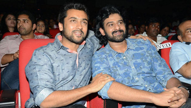 Prabhas to make cameo in Suriya's S3