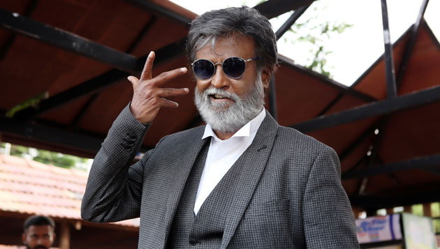 Rajini's 2.0 first look to be released in Mumbai