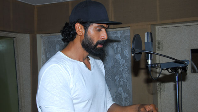 Rana Daggubati dubs for Tom Hangs