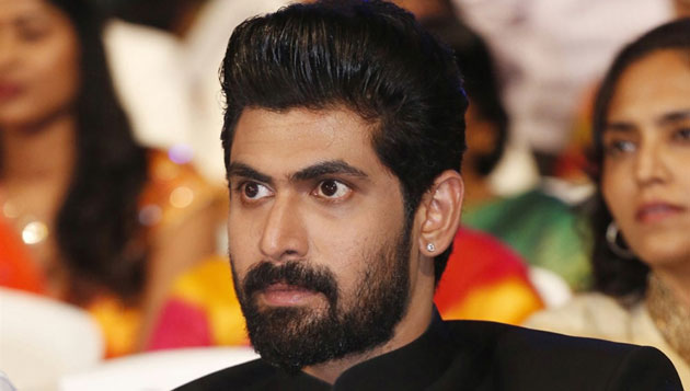 Rana Daggubati reduces weight