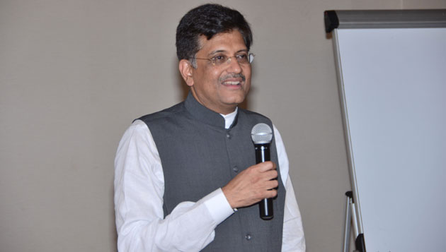Renewable energy is key to Energy Security in the future says Piyush Goyal