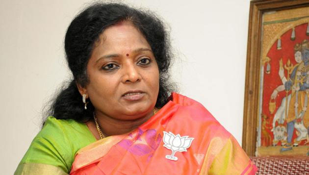 Tamilisai wishes speedy recovery for Karunanidhi