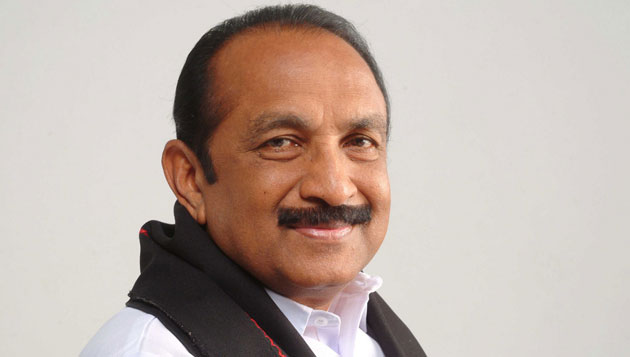 Vaiko acquitted in sedition case