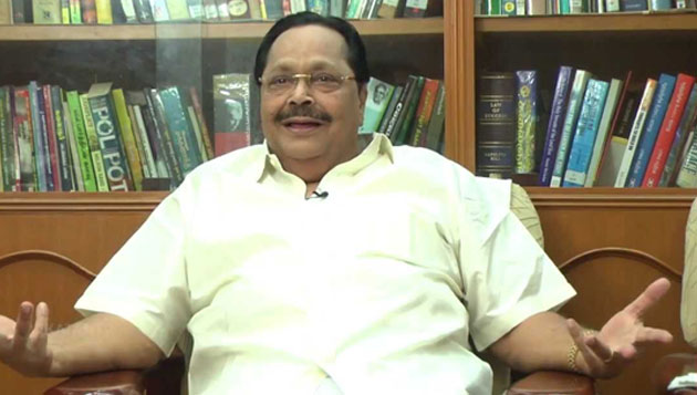 Duraimurugan hospitalised, discharged