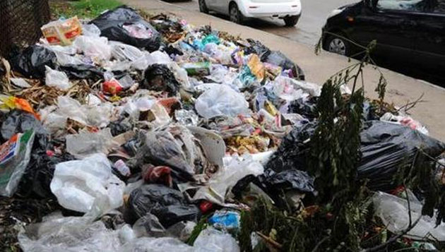 One arrested for sambar in garbage cover at Central