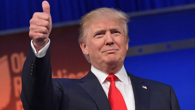 Prince of Arcot lauds Donald Trump