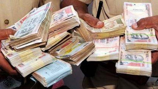 Rs 50 lakh unaccounted money seized from highways engineer's house