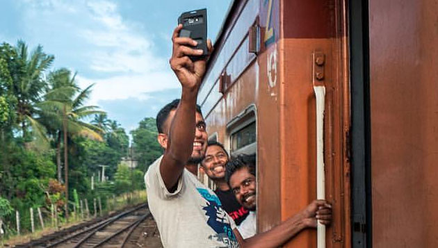 Selfies banned in Chennai railway stations & trains