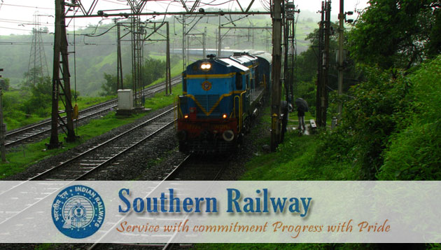 Superfast special fare special train from Chennai Egmore to Kollam