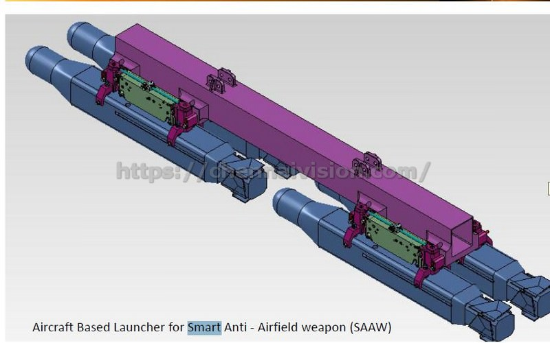 DRDO successfully flight tests Smart Anti Airfield Weapon