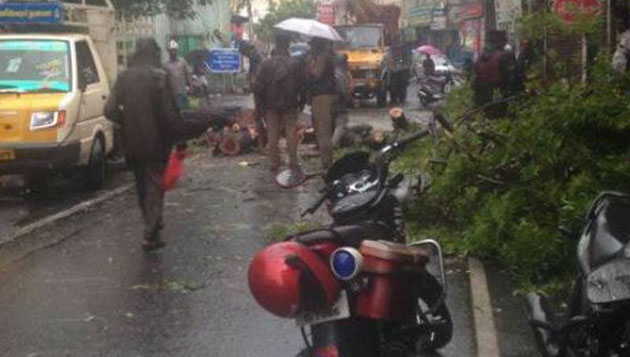 Vardah to bring rains to Chennai again