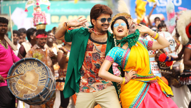 Vijay's Bairavaa songs from December 23