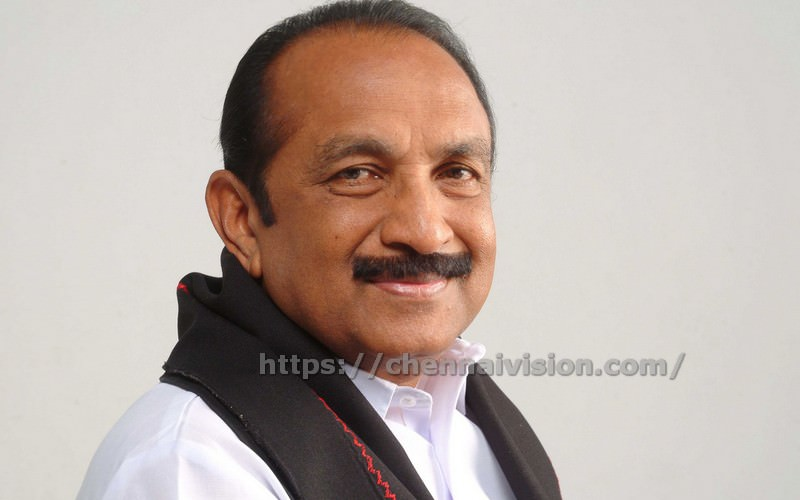 Why MDMK walked out of People Welfare Front?