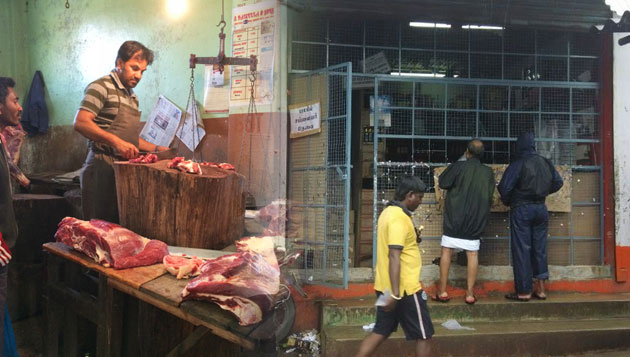 All liquor shops and meat shops to be closed on Sunday